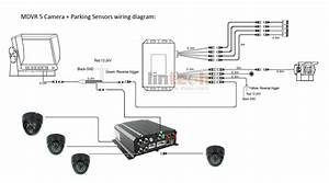 4342 Cctv Camera System Wiring Diagram