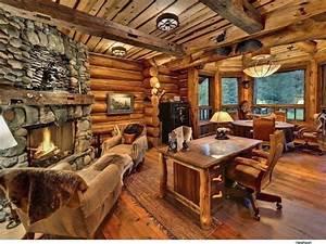 Maison En Rondin : les fustes des maisons en rondins de bois chalets ~ Melissatoandfro.com Idées de Décoration