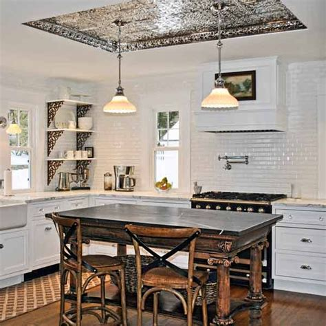 ceiling tiles for kitchens readers clever upgrade ideas that wowed us iv kitchen 8080