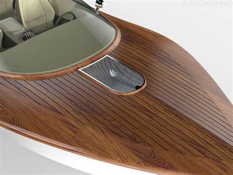 ultra lux powerboat yanko design