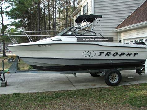 Trophy Boats Models bayliner trophy 1703 cc bass boat 500 make model