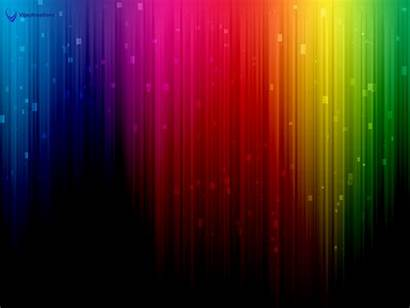 Rainbow Abstract Wallpapers Background Cool Banner Neon