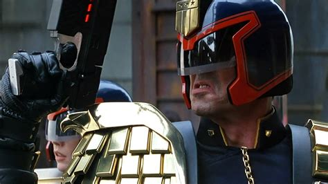 voir film judge dredd en