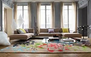 le meuble roche bobois archzinefr With tapis couloir avec canapé contemporain roche bobois