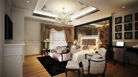 classic luxury home interior design at shah alam renof