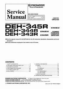 Wiring Diagram For Pioneer Deh X6700bt  U2013 Readingrat Net