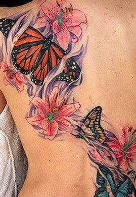 Interessante Ideenschmetterling Tattooidee Frauentattoo by Coole Schmetterling Ideen Freshouse