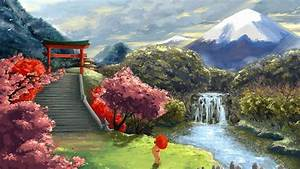 Chinese Garden Download HD Wallpapers