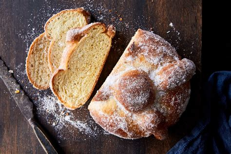 pan de muerto day   dead bread
