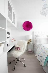 idees deco pour une chambre ado fille design et moderne With comment decorer une chambre de fille