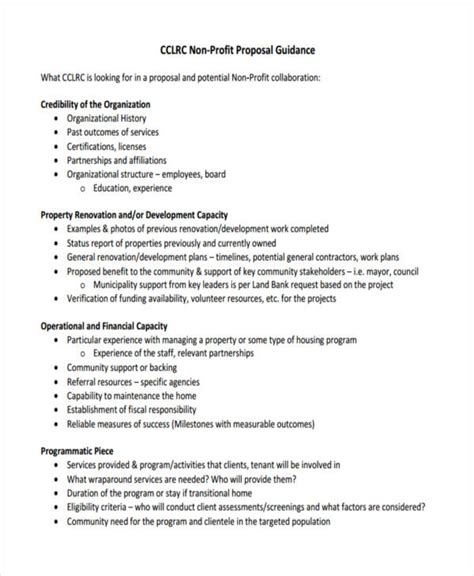 business plan templates for art programs 53 proposal templates and exles pdf word pages