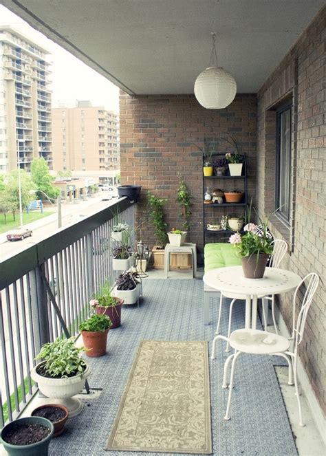 clever small balcony decorating ideas designbump