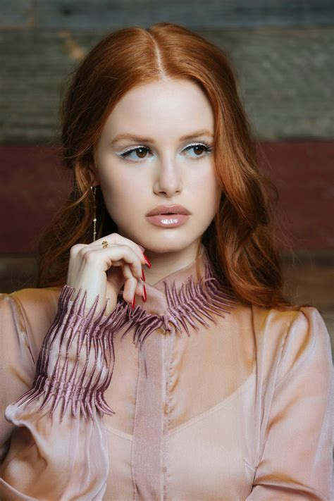 Riverdale Actress Madelaine Petsch on Beauty - Try Updates