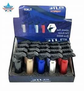 Elite Jet Torch Gun Lighters 20 Bulk Pack