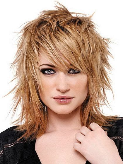 edgy razor haircuts short cute trendy haircuts photo of medium length edgy
