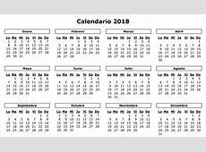 calendario juliano 2018 Idealvistalistco