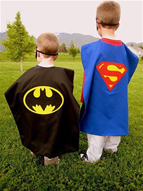 superhero cape  mask costumes  kids set capes masks stickers  tattoos
