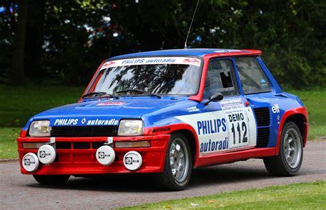 renault turbo rally renault 8 rally car image 87