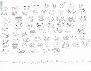 CHIBI EXPRESSIONS :D 1st one by imushu on DeviantArt
