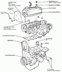 D16z6 Engine Harness Diagram