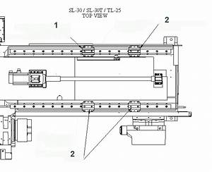 Milling Machine Tailstock Assembly Drawing