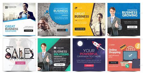 instagram banner ad templates 50 designs by hyov graphicriver