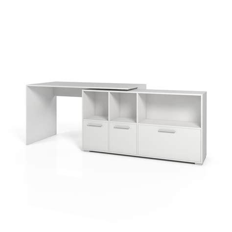 bureau multimedia blanc bureau en u bureau d 39 angle bureau multimédia de couleur de