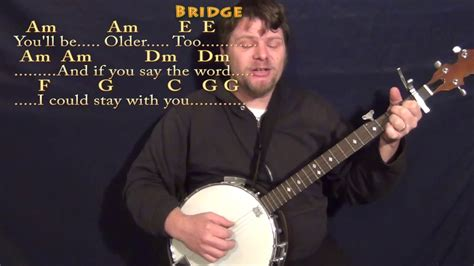 When I'm Sixty-four (the Beatles) Banjo Cover Lesson With