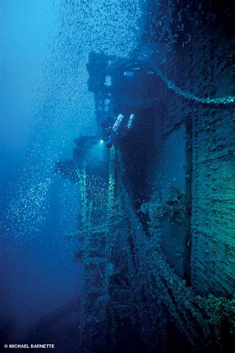 alert diver   britannic