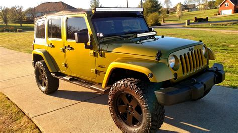 jeep wrangler jk unlimited  sale