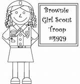 Scout Coloring Pages Brownies Scouts Brownie Clipart Activity Daisy Doll Quest Planting Nature Flowers Library Troop Crafts Popular Pintables Voteforverde sketch template