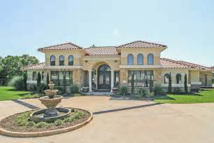 one story mediterranean house plans mediterranean style house plan 3 beds 3 baths 2504 sq ft