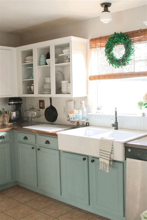 French Kitchen Decorating Ideas - open kitchen shelves instead of cabinets interior decorating and home improvement acceleramb