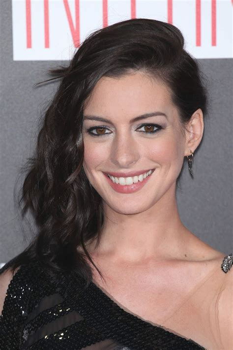 ANNE HATHAWAY at The Intern Premiere in New York 09/21 ...
