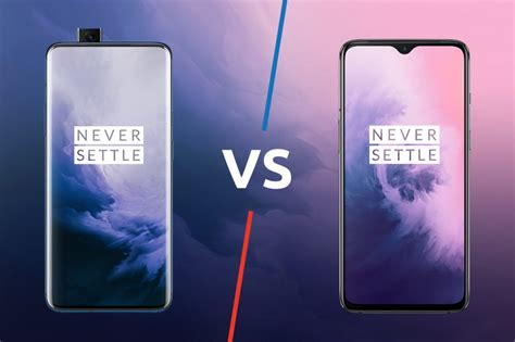 oneplus 7 pro oneplus 7 6 big differences you should about
