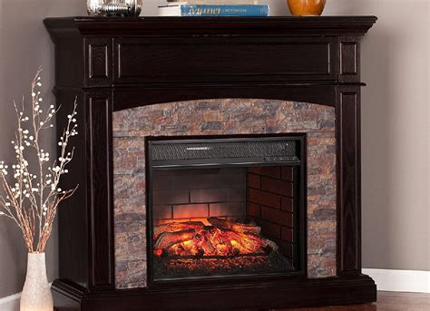 Best Corner Electric Fireplace Ideas