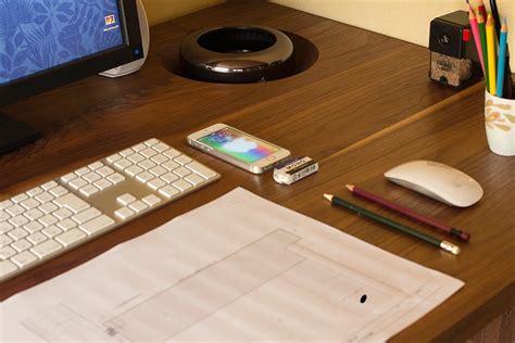 apple bureau idée un mac pro caché dans le bureau macgeneration