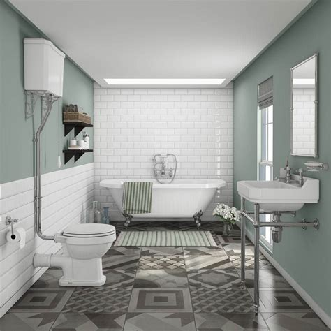 tips  buying   bathroom suites traditional