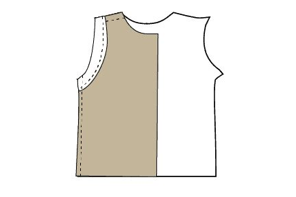Costume Vest Pattern Meningrey