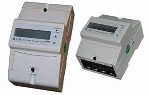 Sous Compteur Electrique Triphasé : compteur lectrique modulaire divisionnaire comparer les ~ Dailycaller-alerts.com Idées de Décoration