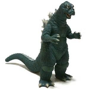 Bandai Godzilla Toys