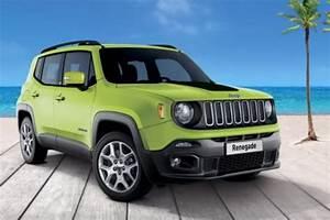 Nouvelle Jeep Renegade : jeep renegade south beach edition une s rie sp ciale qui sent l 39 t l 39 argus ~ Medecine-chirurgie-esthetiques.com Avis de Voitures