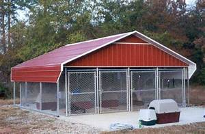 best 25 dog kennel designs ideas on pinterest dog With premade dog kennels