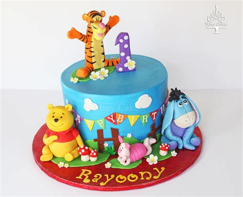 tigger birthday cake template winnie the pooh cake cakecentral