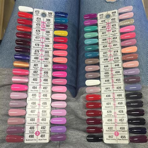 DND Soak Off Gel polish | Swatches | Pinterest | Makeup Nail nail and Pedi