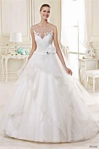 Nicole 2015 Wedding Dresses Wedding Inspirasi