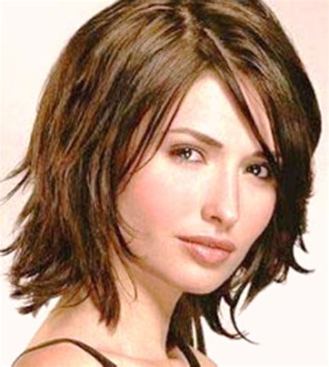 short bobbed hairstyles thick hair hairstyle  women man
