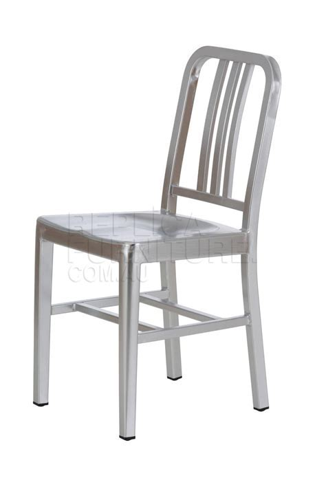 Replica Navy Chair   Aluminium outdoor chairs   Sydney and