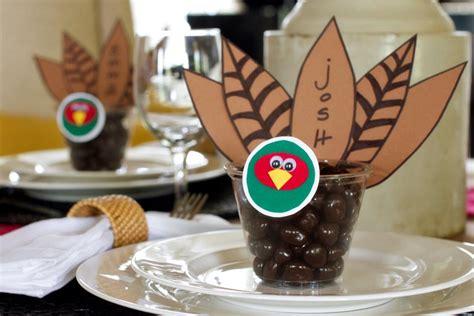 fun   thanksgiving kids crafts hgtv