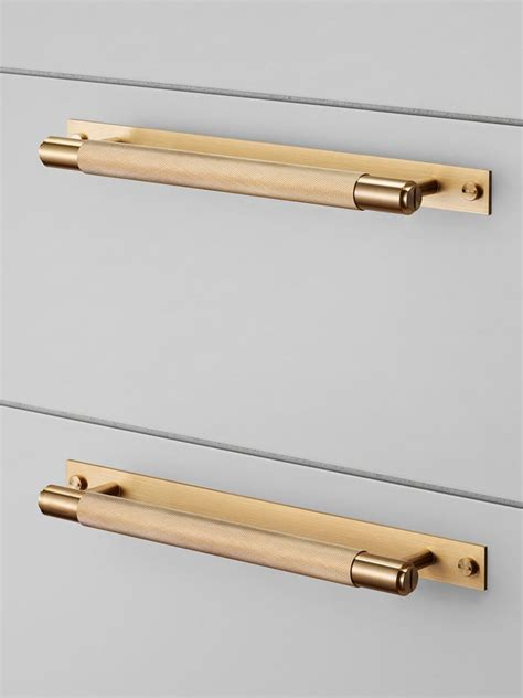 Brass Kitchen Hardware Uk by Cabinet Pull Bar Brass Buster Punch For The Home